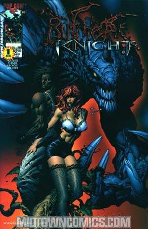 Butcher Knight #1 Cover B Finch