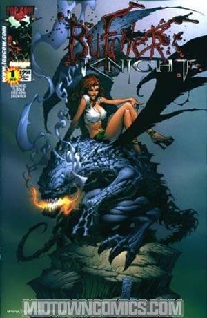 Butcher Knight #1 Cover C Silvestri
