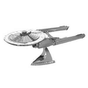Star Trek Metal Earth Model Kit - The Original Series Enterprise NCC-1701