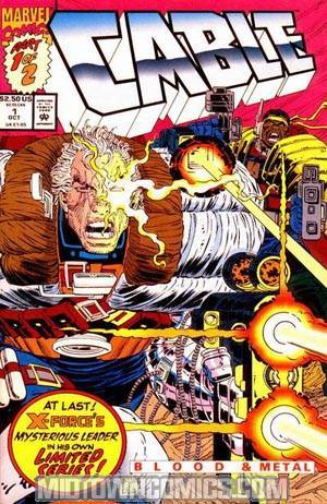 Cable Blood And Metal #1