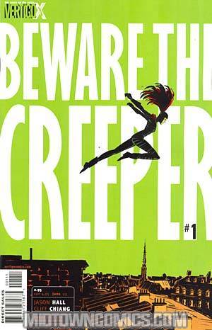 Beware The Creeper Vol 2 #1