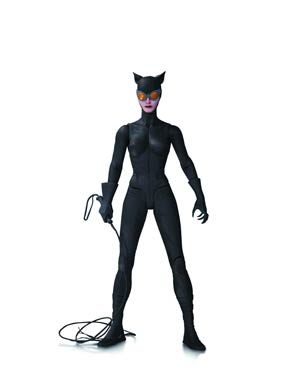 DC Comics Designer Jae Lee Series 1 Catwoman Action Figure