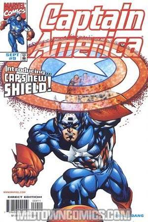 Captain America Vol 3 #9