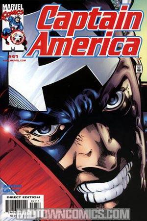 Captain America Vol 3 #41