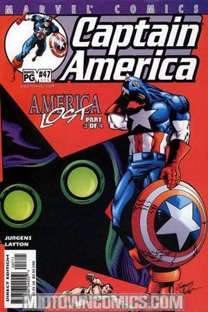 Captain America Vol 3 #47