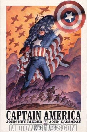 Captain America Vol 4 #1