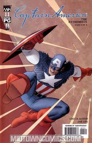Captain America Vol 4 #11