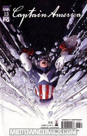 Captain America Vol 4 #13