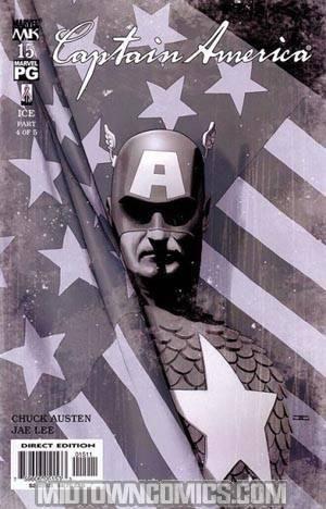 Captain America Vol 4 #15