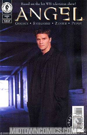 Angel #13 Cover B Photo Cover