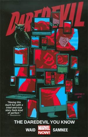 Daredevil Vol 3 Daredevil You Know TP