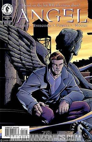 Angel #14 Cover A Regular Cover