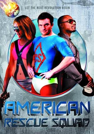 American Rescue Squad DVD