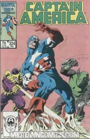 Captain America Vol 1 #324