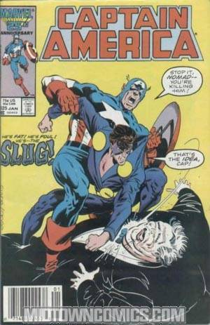 Captain America Vol 1 #325