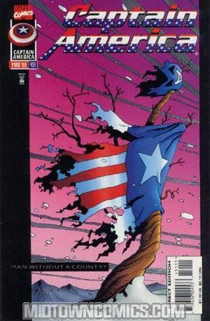 Captain America Vol 1 #451