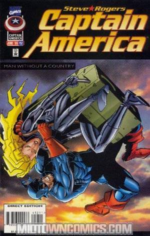 Captain America Vol 1 #452