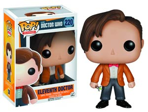 POP Television 220 Doctor Who 11th Doctor Vinyl Figure