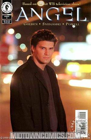 Angel #9 Cover B Photo Cover