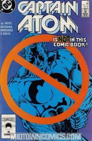 Captain Atom Vol 2 #10