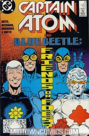 Captain Atom Vol 2 #20