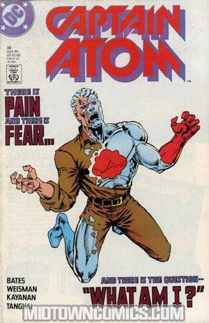 Captain Atom Vol 2 #32