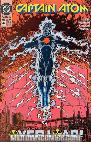 Captain Atom Vol 2 #37