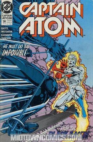 Captain Atom Vol 2 #38