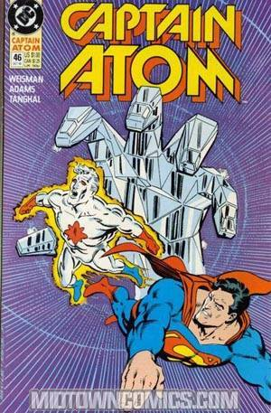 Captain Atom Vol 2 #46