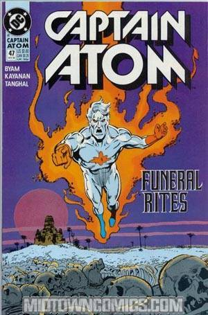 Captain Atom Vol 2 #47
