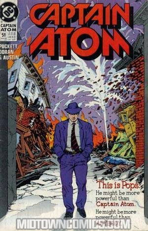 Captain Atom Vol 2 #51