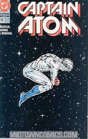 Captain Atom Vol 2 #52
