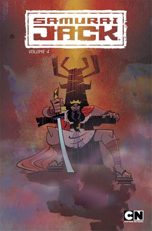 Samurai Jack Vol 4 Warrior-King TP
