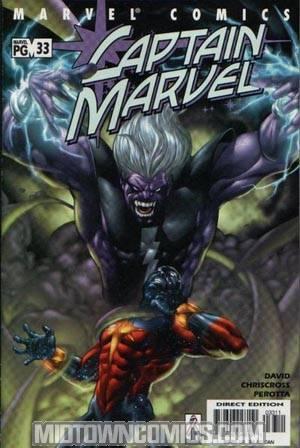 Captain Marvel Vol 3 #33