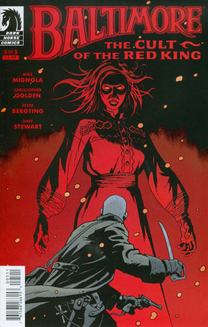 Baltimore Cult Of The Red King #5