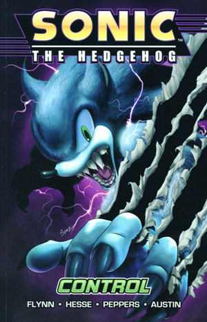 Sonic The Hedgehog Vol 4 Control TP