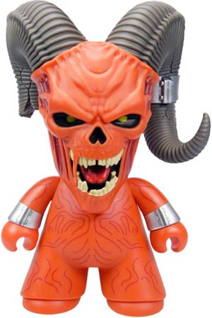 Doctor Who Titans The Beast 9-Inch Vinyl Figure