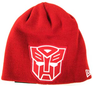 Transformers Autobot Oversizer Knit Cap