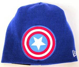 Captain America Oversizer Knit Cap