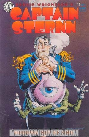 Captain Sternn Running Out Of Time #1