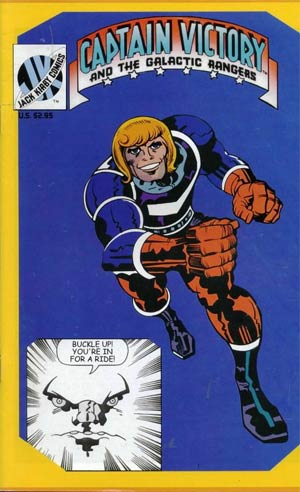 Captain Victory And The Galactic Rangers Vol 2 #2