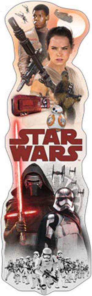 Star Wars Episode VII The Force Awakens ShapeMark Bookmark
