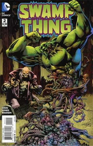 Swamp Thing Vol 6 #2
