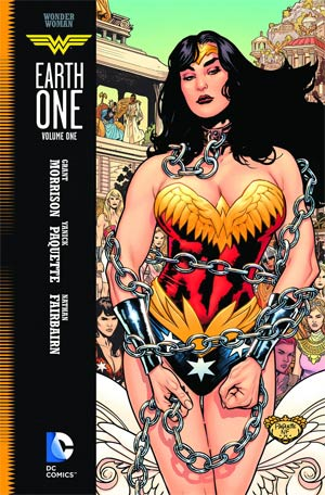 Wonder Woman Earth One Vol 1 HC