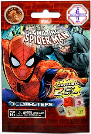 Marvel Dice Masters Amazing Spider-Man Booster Pack