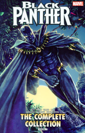 Black Panther By Christopher Priest Complete Collection Vol 3 TP
