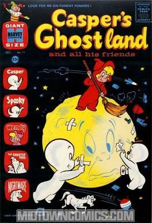 Caspers Ghostland #11