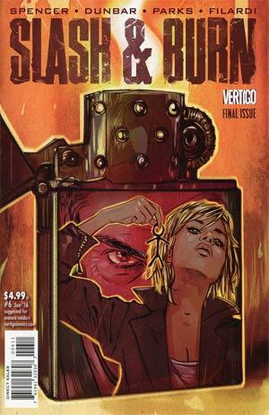 Slash & Burn #6