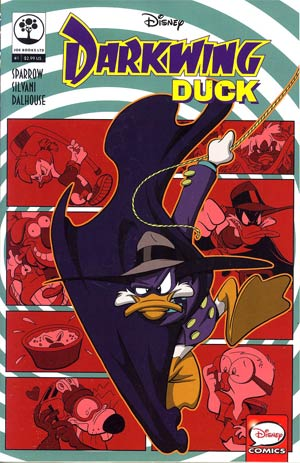 Disneys Darkwing Duck #1