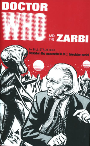 Doctor Who And The Zarbi HC